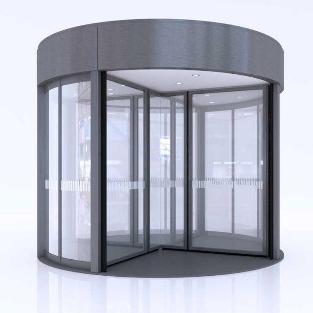 otomatik döner kapı sistemleri