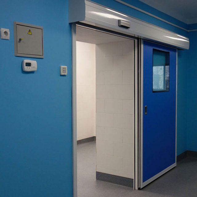 hermetik kapı sistemleri