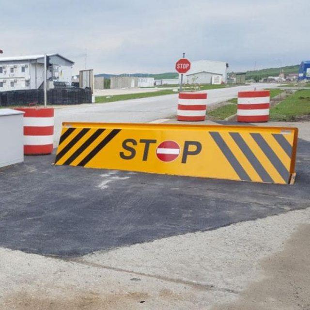 road blocker adana